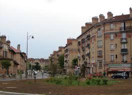 Cité-jardin, région parisienne