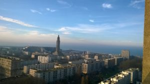 Le Havre, perspective