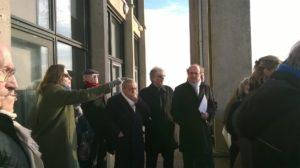 Le Havre, délégation COFHUAT